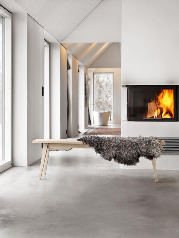trä och betong